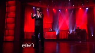 Young Homie by Chris Rene LIVE on The Ellen Show