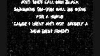Neon Hitch-Black Sunshine Lyrics