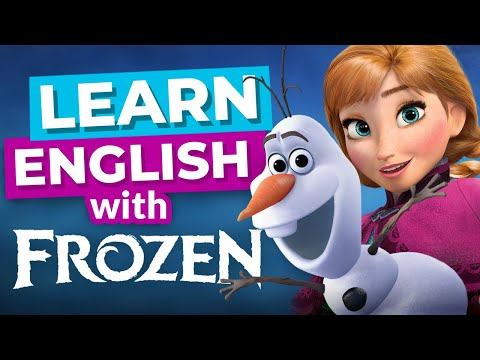 Learn English With Movies | FROZEN