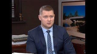 Интервью с заместителем министра транспорта Краснодарского края Андреем Белугиным
