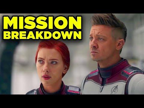 Avengers Endgame TIME TRAVEL Explained! Timeline Breakdown (SPOILERS!)