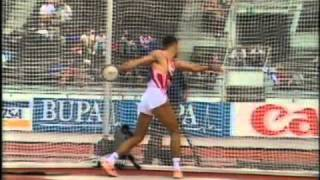 European Championship Helsinki 1994- 110m hurdles, Discus, Pole Vault