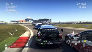 GRID: Autosport PC gameplay at 1080p max settings