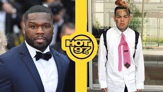 Shots Fired During 50 Cent & Tekashi 69 Video Shoot + Slim Thug Shoots His Shot At Nicki Minaj