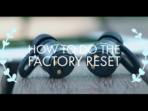 BTwins_Video User Guide Factory Reset