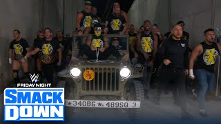 NXT & Raw invade SmackDown as EVERYONE brawls ahead of Survivor Series | FRIDAY NIGHT SMACKDOWN