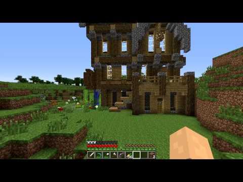 Minecraft - HippieLand - Серия 2: Мина-Не-Мина