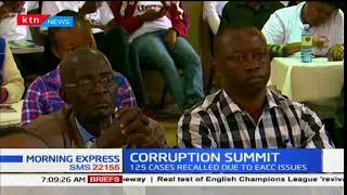 Corruption summit held in Nairobi