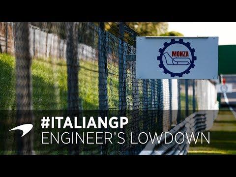 Engineer's Lowdown with Will Joseph | Italian GP