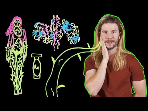 What Toxin Is on Poison Ivy's Lips? | Because Science w/ Kyle Hill