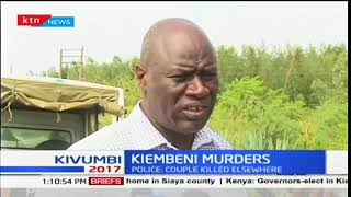 Kisauni police launch manhunt for murders of two white couples in Kiembeni estate-Mombasa