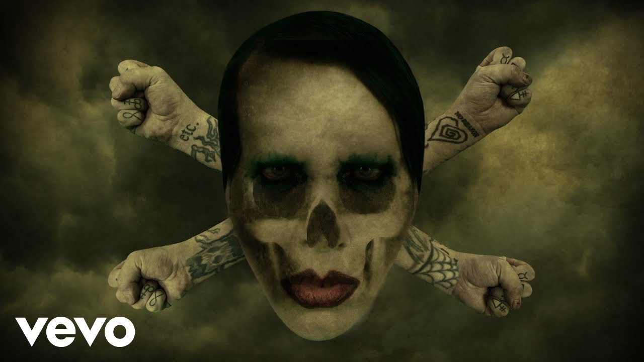 Marilyn Manson — We Are Chaos