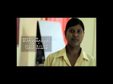 Mamdhooha Ali: No to Domestic Violence