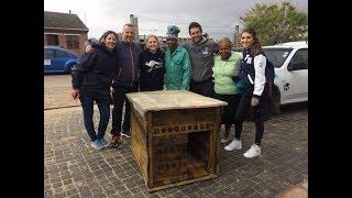 Kennel Building for Mandela Day