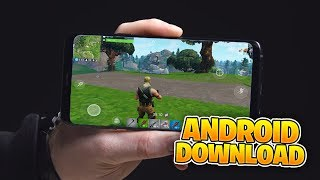 How To Download Fortnite MOBILE on Android