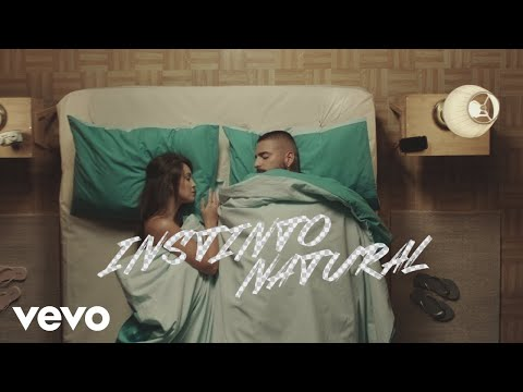 Maluma Instinto Natural Official Video Ft Sech