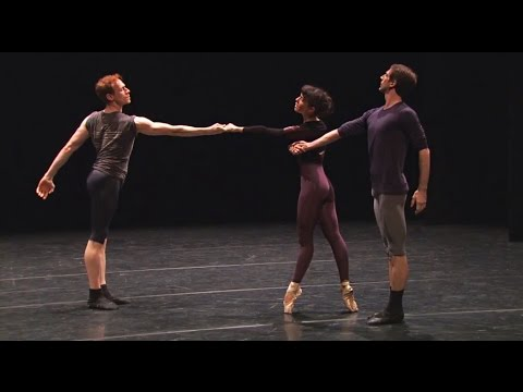 Watch: Song of the Earth in rehearsal