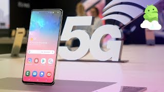 Samsung Galaxy S10 5G hands-on: Samsung&#39s REAL 2019 flagship?
