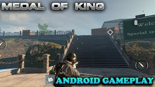MEDAL OF KING - ANDROID GAMEPLAY