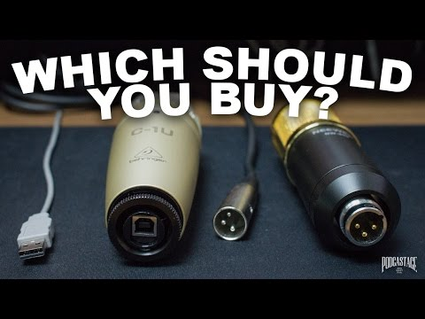 XLR vs USB Microphones, Which Should You Buy?