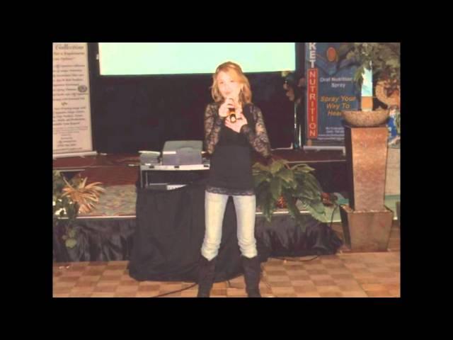 Jackie Jense age 14