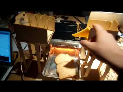 Sudo Make Me a Sandwich Robot…  | Between The Bread: A Slice
