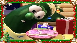 Veggietales Full Episode 🎄The Toy That Saved Christmas 🎄 Christmas Cartoons For Kids