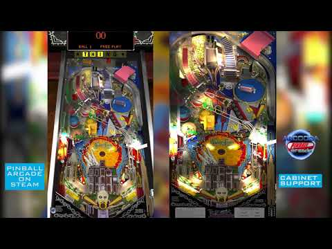 How to configure cabinet screens :: Pinball Arcade General