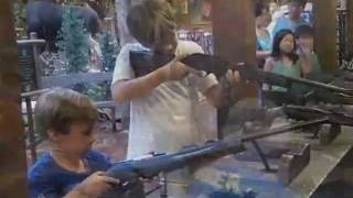 Field Trips with Sue  presents Bass Pro Shops Summer Camp 20