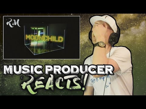 Music Producer Reacts To RM - Moonchild!!!  (Mono Playlist)
