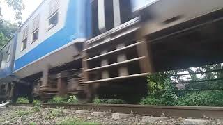 preview picture of video 'Train journey is awesome.'