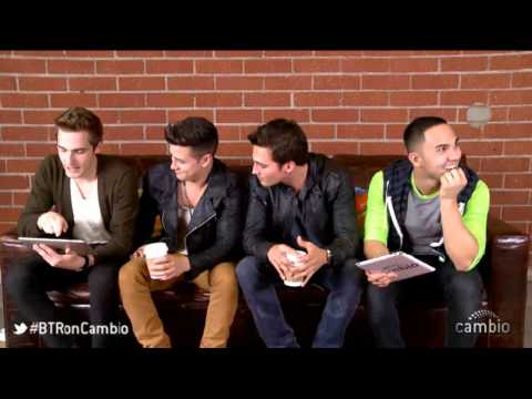 Big Time Rush - Cambio Chat