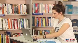 Дистанционное образование в AlmaU    Второе Высшее Образование в AlmaU