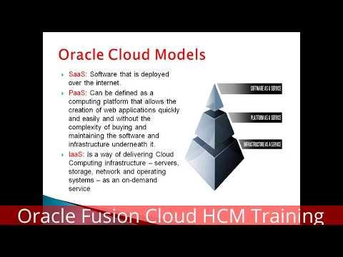 Oracle Fusion Cloud HCM Training - YouTube