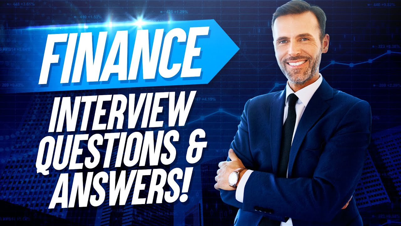 FINANCING Interview Questions & Responses!