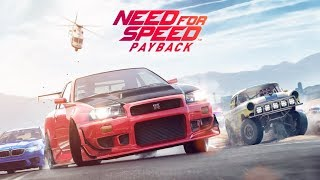 NEED FOR SPEED PAYBACK - PC GAMEPLAY ( PROLOGUE )