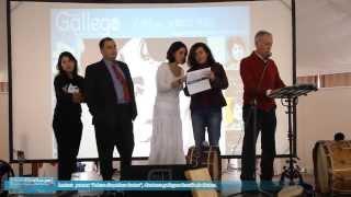 preview picture of video 'centro gallego de la region de murcia celebra 150 aniversario de cantares gallegos'