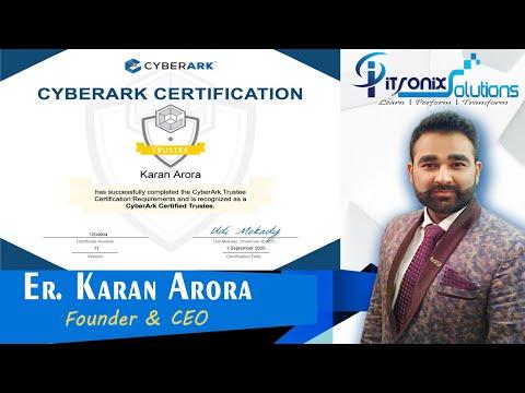 CyberArk Certification Program - Level One CyberArk Privileged ...