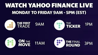 LIVE market coverage: Monday June 1 Yahoo Finance