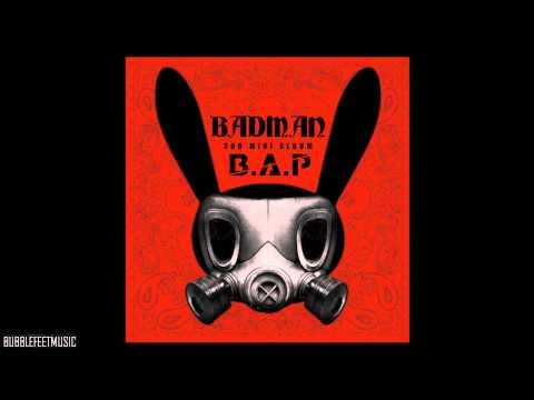 B.A.P - Whut's Poppin' [Mini Album - Badman]