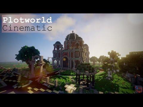 Plotworld Spawn Minecraft Cinematic Free Download Minecraft - Minecraft spielerkopfe erstellen