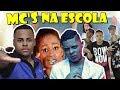 MC'S NA ESCOLA (MC Kitinho,MC Lan,MC Loma e Os Cretinos...)