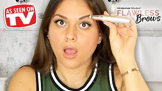 Flawless Brows Review | Testing As Seen on TV Products