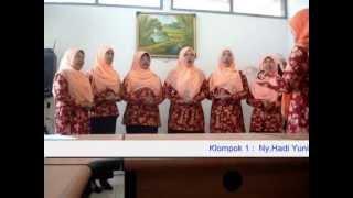 Dharma Wanita BMKG Balikpapan Klompok 1