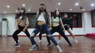 [NYDANCE]Rihanna   Umbrella (Blu J Remix)(choreography By AngGo)