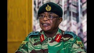 Zimbabwe Army chief  Chiwenga retires - VIDEO
