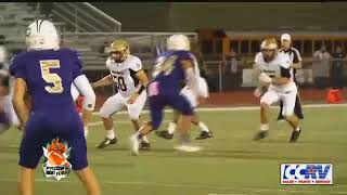 Football highlights: Kingsville vs. Aransas Pass