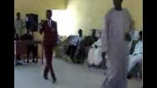 preview picture of video 'Inter-school debate in Sokoto on Drugs'
