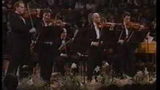 Vivaldi Concerto for 4 Violins in Bm, 1-2 mvmts
