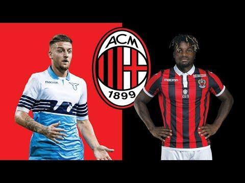 AC Milan Transfer Targets Summer 2019 - Transfer News